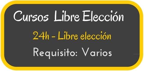 Cursos Libre Elección