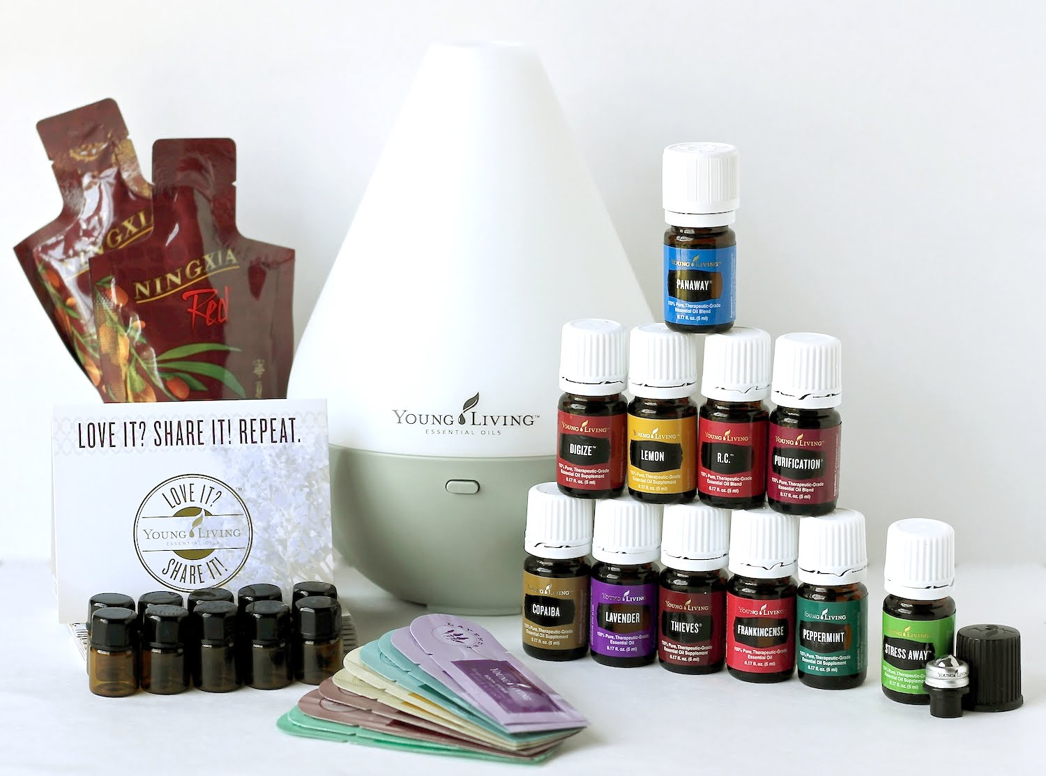Image result for kits de inicio premium young living
